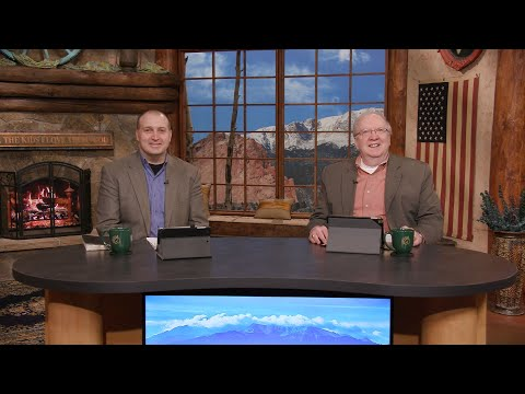 Charis Daily Live Bible Study: The Father's Heart Towards You - Greg Mohr - February 17, 2021