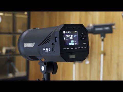 Videorecenze Fomei Digitalis Pro TX400 TTL