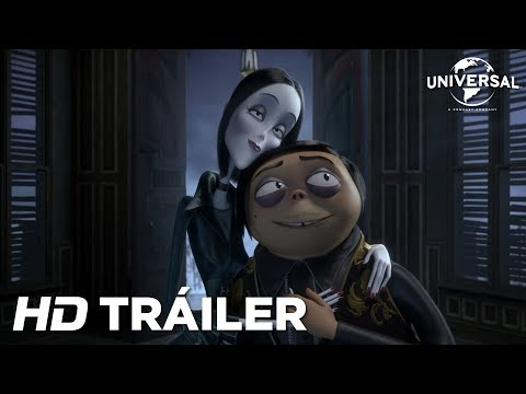 LA FAMILIA ADDAMS - Teaser Tráiler (Universal Pictures) - HD