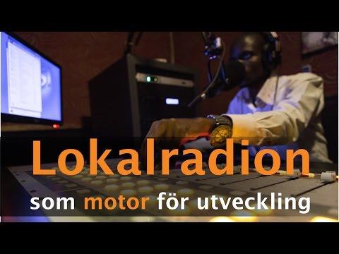Lokalradion som motor för utveckling
