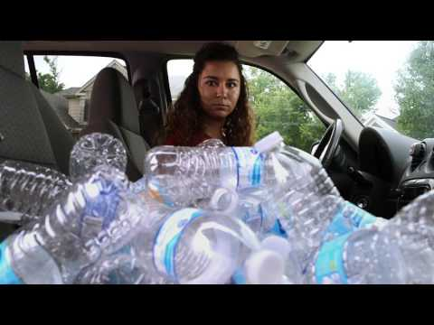 Make Your Recycling Count: Recycle Empty Plastic Bottles