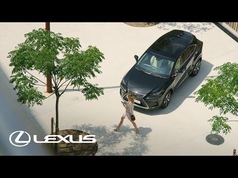 LEXUS NX 300h - Skapad för att dra blickarna till sig