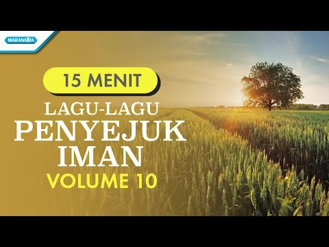 Lagu - Lagu Penyejuk Iman Volume 10