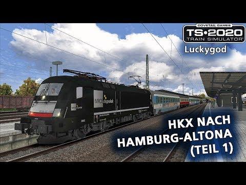 Train Simulator 2020: [LG] HKX nach Hamburg-Altona (Teil 1)