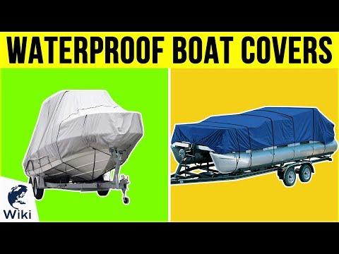 8 Best Waterproof Boat Covers 2019