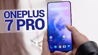 Vidéo-Test : OnePlus 7 Pro : présentation et premier avis