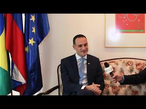 Entrevista com EMBAIXADOR DA ESLOVÊNIA thumbnail