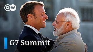 What to expect from the 2019 G7 summit in Biarritz? | DW News