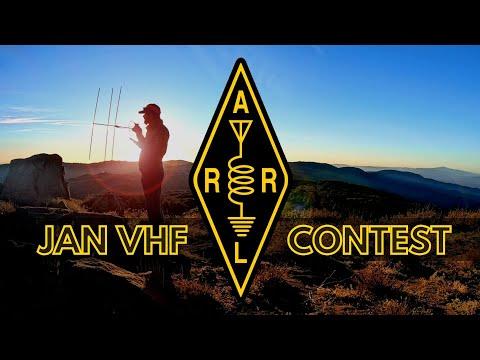 VHF Contest/SOTA Wrap-up