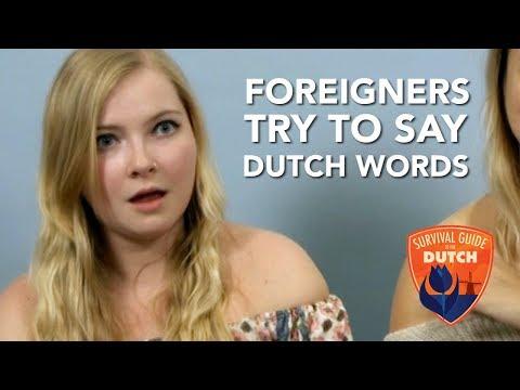 #9 How to survive... speaking Dutch! photo