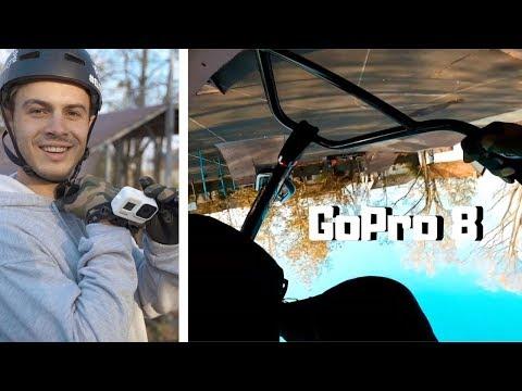 GoPro Hero 8 Black - Ahogy egy EXTRÉMSPORTOLÓ látja