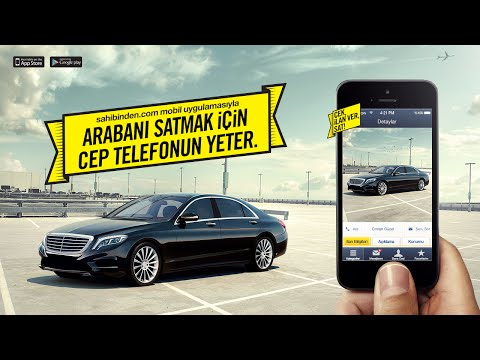 sahibinden.com Cep Telefonundan Araba İlanı Ver (Reklam Filmi)