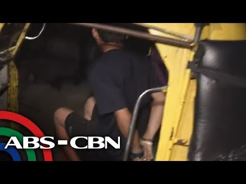 TV Patrol: Tricycle driver nahulihan ng 'droga' sa checkpoint sa Maynila