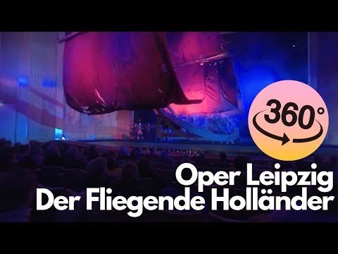 360° Oper Leipzig -  Der Fliegende Holländer