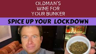 za'atar | Oldman's Wine for Your Bunker #24 |Chateau Musar