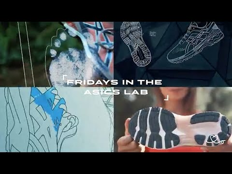 Fridays in the ASICS Lab   Episode 2: Pronation