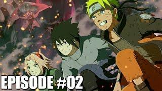 video : DarkFuneral972 Naruto Storm 4 #2 : L'arrivée des Hokage en vidéo
