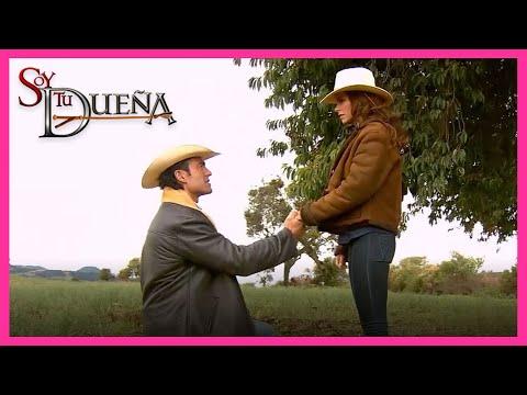Soy tu dueña: ¡José Miguel le propone matrimonio a Valentina! | Escena - C 36