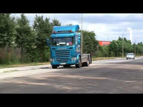 Trucks Today (6)  Scania Vabis, DAF, Man, Volvo