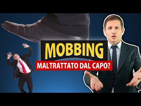 MOBBING: anche tu sei stato MALTRATTATO dal CAPO? | Avv. Angelo Greco