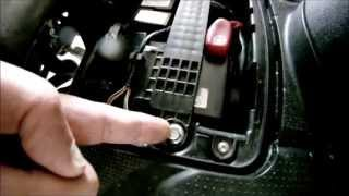 Sostituzione batteria Honda SH 300 da 2007