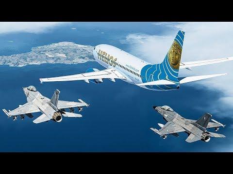 Ghost Plane | No One in Control of this Boeing 737 | Helios Airways Flight 522 | 4K - UCXh6VKhioaeEaMQasii7IfQ