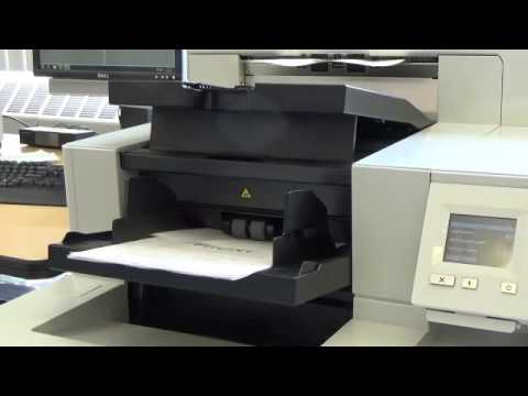 Kodak i5850 Scanner Intelligent Document Protection Feature Preview