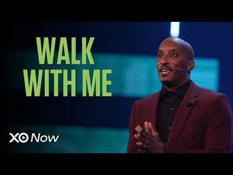 Walk With Me  Dr. Dharius Daniels