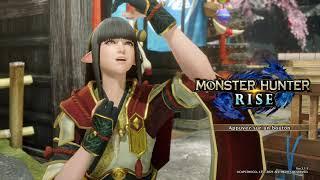 vidéo test Monster Hunter Rise par N-Gamz