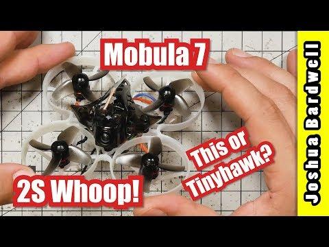 Happymodel Mobula 7 (vs. Emax TinyHawk)   REVIEW AND TEST FLIGHT - UCX3eufnI7A2I7IkKHZn8KSQ