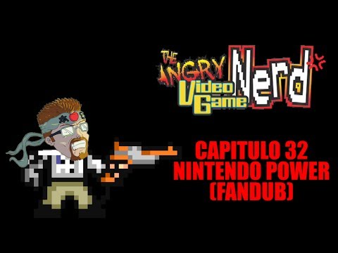 Angry Video Game Nerd - Capitulo 32 - Nintendo Power (Fandub Español)