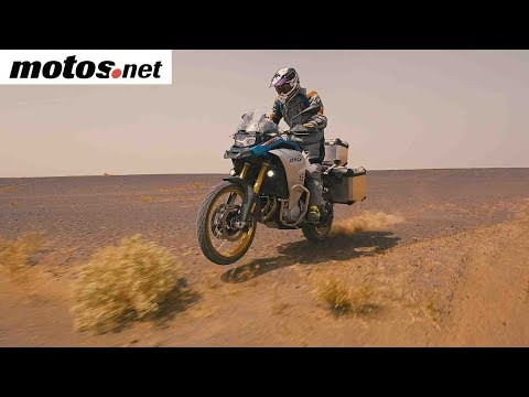BMW F 850 GS Adventure   1º Parte / Prueba / Test / Review en español