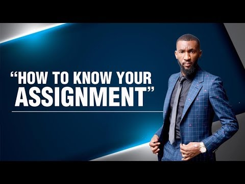 How To Know Your Assignment  Prophet Passion Java