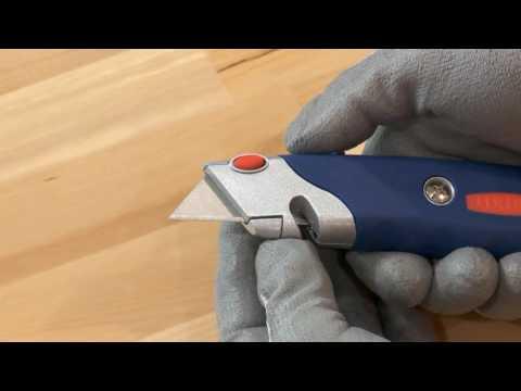Uline Comfort-Grip Quick Change Knife