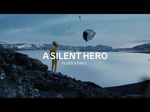 A silent hero is still a hero