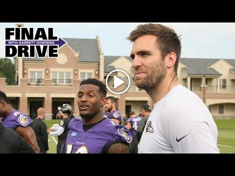 Flacco Opens Up About Missing Time | Final Drive | Baltimore Ravens
