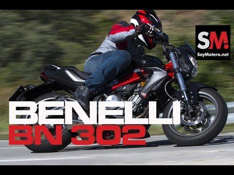 Prueba Naked: Benelli BN 302 2016