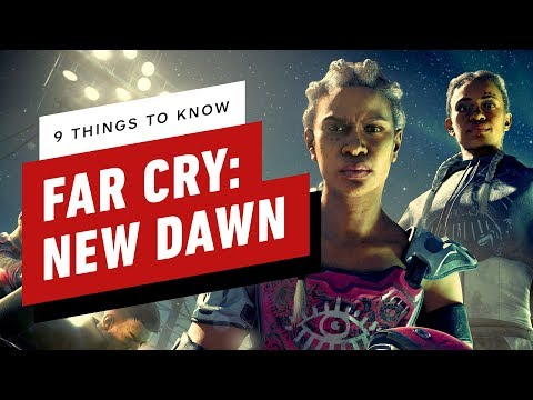 9 Things You Need to Know About Far Cry New Dawn - UCKy1dAqELo0zrOtPkf0eTMw