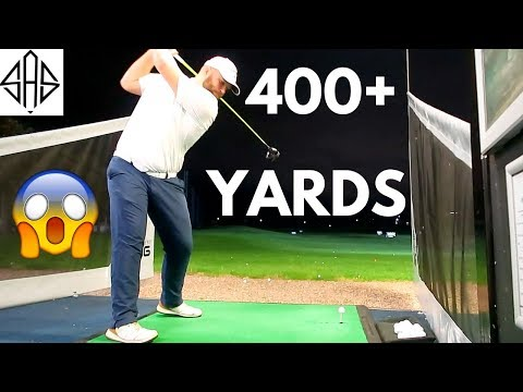 MEET THE 17TH LONGEST DRIVER IN THE WORLD (400+ YARD DRIVES)