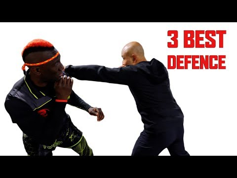 3 best defense technique in kickboxing | Kickboxing - Self Defence