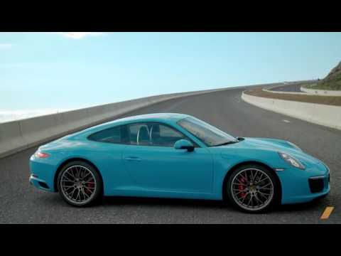 Porsche 911 991.2 Up Volcano Mountain -- /DRIVEN