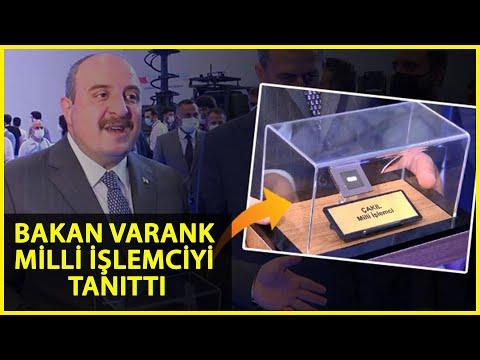 Türkiye'de Bir İlk! Bakan Varank 'Gurur Projemiz' Diyerek Duyurdu