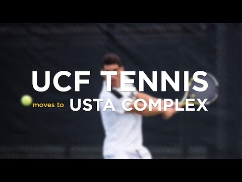UCF Tennis Moves to USTA Complex