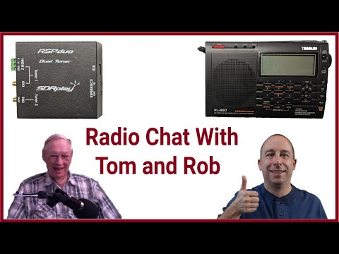 Radio Chat with Tom and Rob