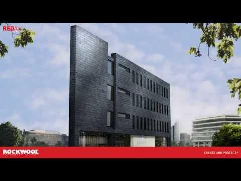REDAir FLEX - Energiriktig fasadesystem - ROCKWOOL Norge