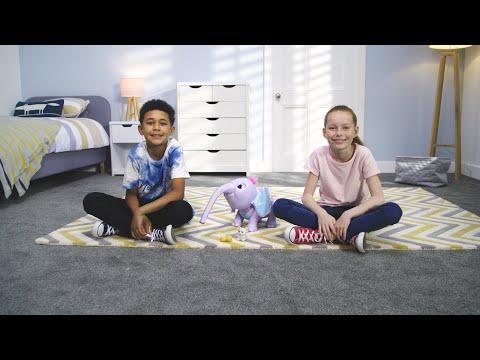 very.co.uk & Very Voucher Code video: Juno My Baby Elephant | Very Toy Team