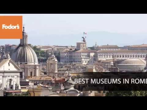 Overlooked Museums in Rome