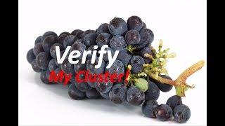 Cluster Verification Utility of Oracle Database