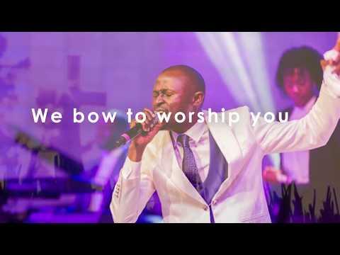GOD OF WONDERS lyrics video
