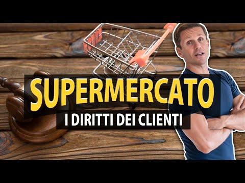 I diritti di chi va al SUPERMERCATO | avv. Angelo Greco